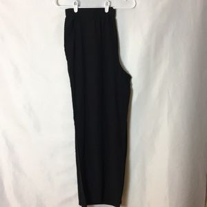 NWT Black lounge pants